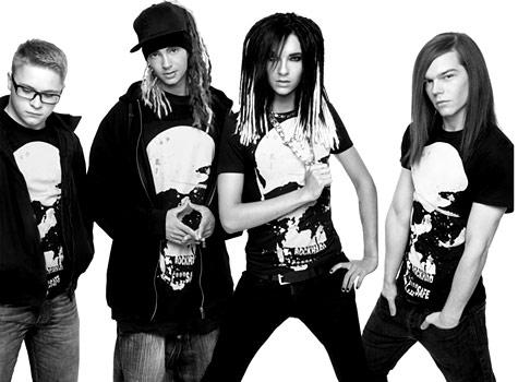 Tokio Hotel e DAA
