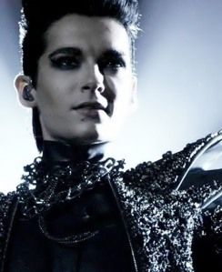 Bill Kaulitz Welcome To Humanoid City